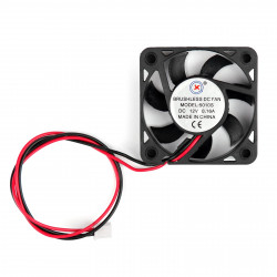 FAN 50X50X10MM 12V 0.16A 2 PIN JST