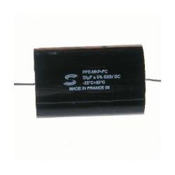 SOLEN CAP, 630V 33UF, PPE3300