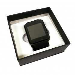 SMART WATCH 1.54 INCH LCD DISPLAY WITH 3M CAMERA 4 BAND GSM
