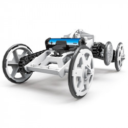 DIY 4WD ROBOT CAR CHASSIS
