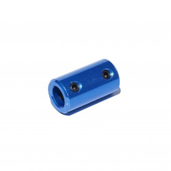 SHAFT COUPLER, 8MM TO 8MM