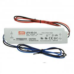 MEANWELL POWER SUPPLY 24V 60W LPV-60-24