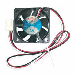 FAN 40X40X10MM 12V 0.1A 4.19CFM 28.53DBA 3 WIRE
