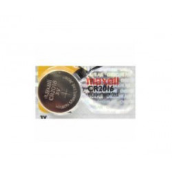 BATTERIES CR2016 3V SINGLE MAXELL