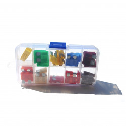 ASSORTED AUTO FUSE KIT 40 PCS