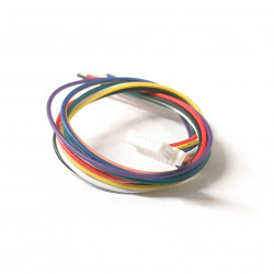 JUMPER WIRE, JST, SH, 8PIN, 1MM