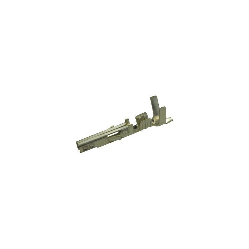 MOLEX MINI-FIT JR FEMALE PINS, 24-18AWG 10/PKG