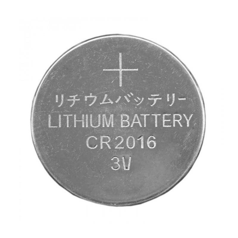BATTERIES CR2016 3V LITHIUM INDIVIDUAL