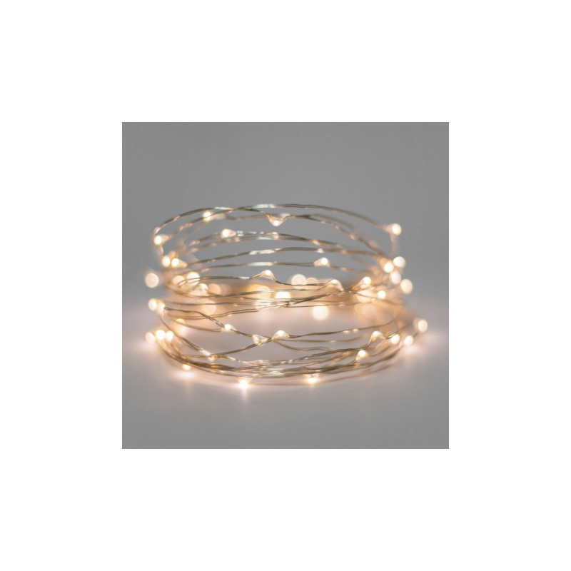 LED STRING LIGHT 0603 WARM INDIVIDUAL CUTTABLE 3V