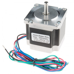 STEPPER MOTOR 125 oz.in...