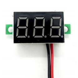 MINI VOLTAGE DISPLAY, V20D
