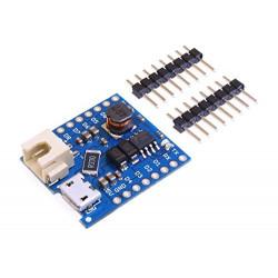 SOLAR LIPOLY CHARGER - USB/DC/SOLAR FOR LI-ION BAT