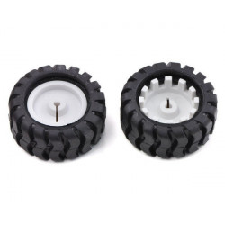 POLOLU WHEEL 42X19MM PAIR