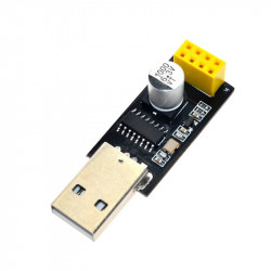ESP8266 WIFI MODULE, USB/PC...