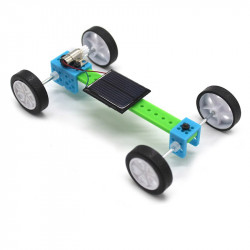 MINI M1 DIY SOLAR CAR