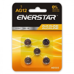 BATTERIES AG12 LR43 386...