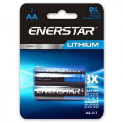BATTERIES ENERSTAR AA...