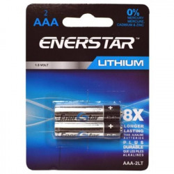BATTERIES ENERSTAR AAA...