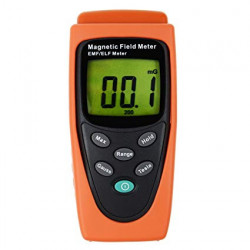TOOLS, MAGNETIC FIELD METER...