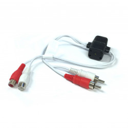 RCA GROUND LOOP ISOLATOR