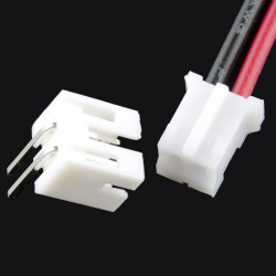 JUMPER WIRE, JST, PH, 2PIN,...