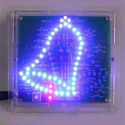 DIY, LED DOOR BELL DISPLAY,...