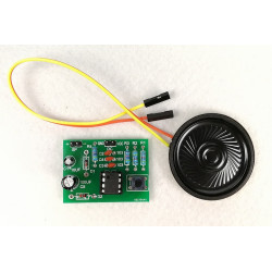 DIY, DOOR CHIME KIT, NE555,...