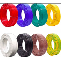 HOOK UP WIRE 22AWG SOLID...