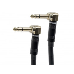 "AUDIO CABLE, 1/4"" ST R/A TO..."