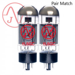 TUBE, JJ, 6L6GC, PAIR/QUAD...