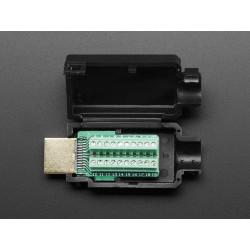 HDMI (M) PLUG TO TERMINAL...