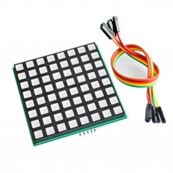 RASPBERRY PI 2/3B, LED 8X8,...