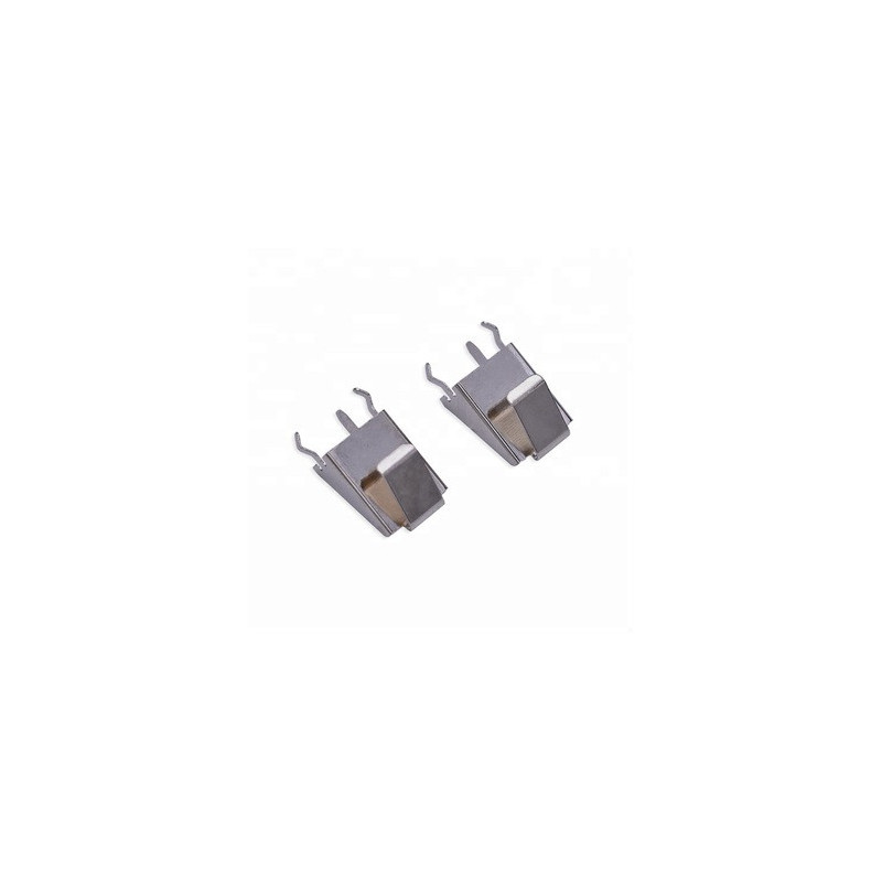 BATTERY CONTACT, THM MOUNT, LEAF SPRING, 2PC/SET