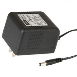 POWER ADAPTER 9V 1A AC/DC