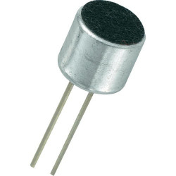 MICROPHONE 4.7X 5MM ELECTRET