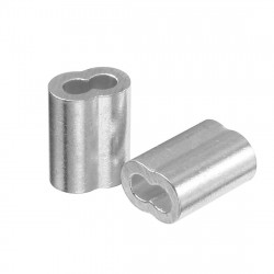 DOUBLE FERRULE 8-SHAPED...