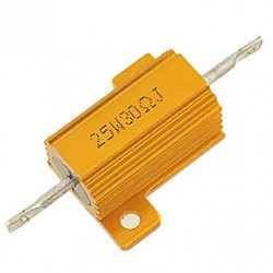 POWER RESISTORS 25W 30OHM...