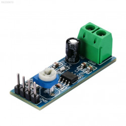AUDIO AMPLIFIER MODULE FOR...