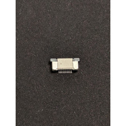 FPC RIBBON SOCKET, 10PINS,...