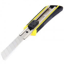 TOOL, UTILITY KNIFE, 18MM...