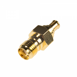 MCX MALE TO SMA FEMALE ADAPTOR