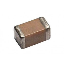 CHIP CAPACITOR, 1206, 1UF,...
