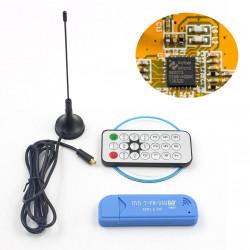R820T2+RTL2832U USB SDR...