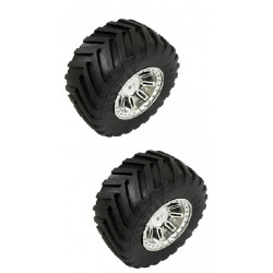 TOY WHEELS D70MM 2PCS/SET