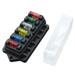 AUTO FUSE BLOCK 6-WAY ATU