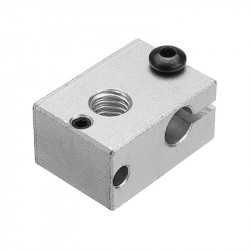 3D PRINTER V6 HEAT BLOCK KIT