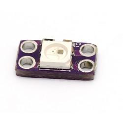 NEOPIXEL RING - 12XWS2812 5050 RGB LED W/DRIVERS ADDRESSABLE