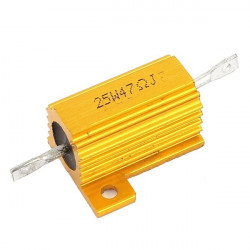POWER RESISTORS 25W 47OHM...