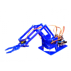 ROBOT ARM PLASTIC CHASSIS