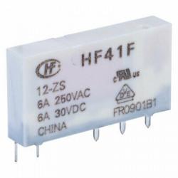 SIP RELAY, HF41F-12-ZS,...